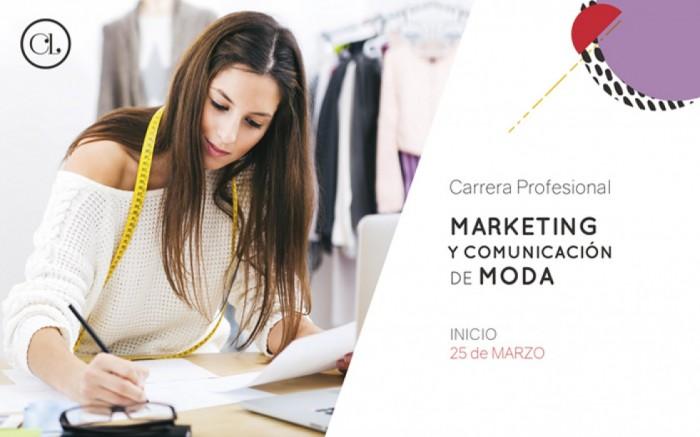 Carrera Profesional Marketing y Comunicación de Moda