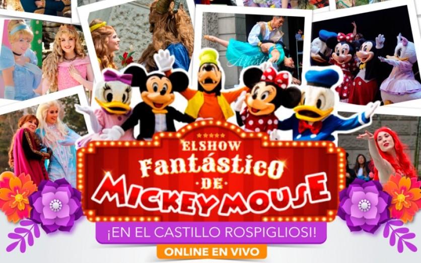 EL SHOW FANTÁSTICO DE MICKEY MOUSE Y SUS AMIGOS - PRIMAVERA