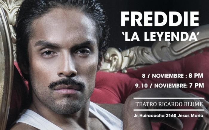 FREDDIE LA LEYENDA