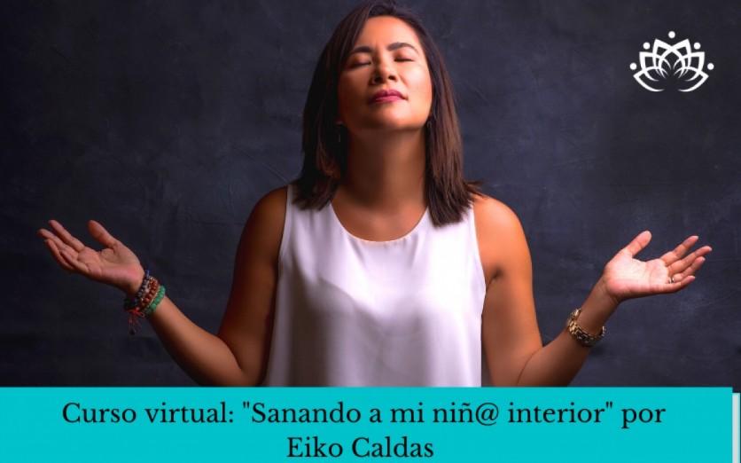 """Curso """"Sanando a mi niñ@ interior"""""""