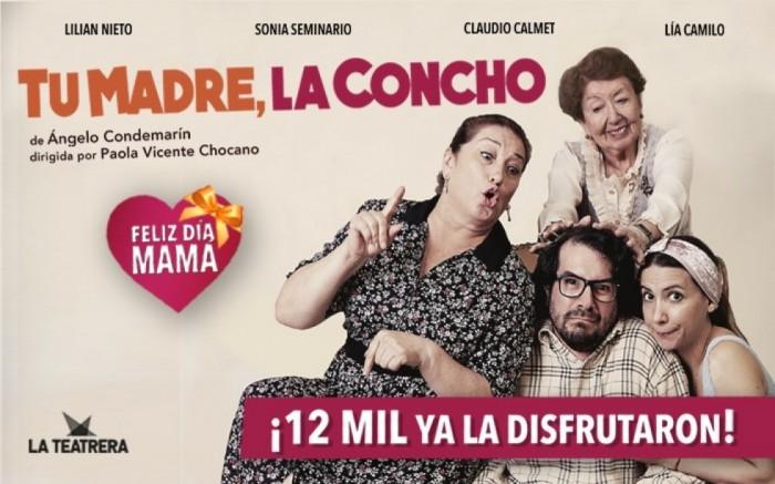 REGRESA TU MADRE, LA CONCHO - 55% DSCTO.