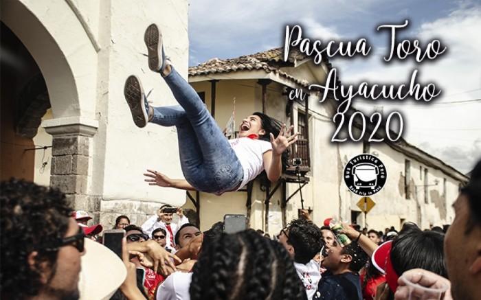 Ayacucho Semana Santa 8 al 12 de abril - Fiesta Sagrada
