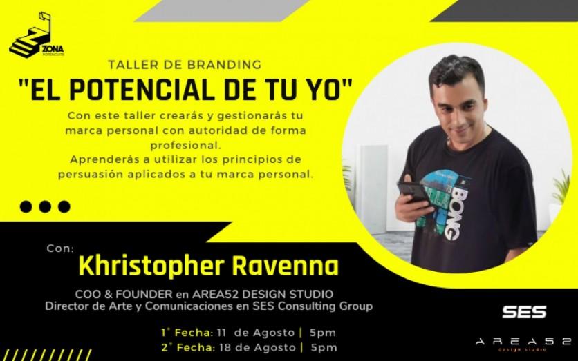 """""""EL POTENCIAL DE TU YO"""" - Sesión Teórica"""