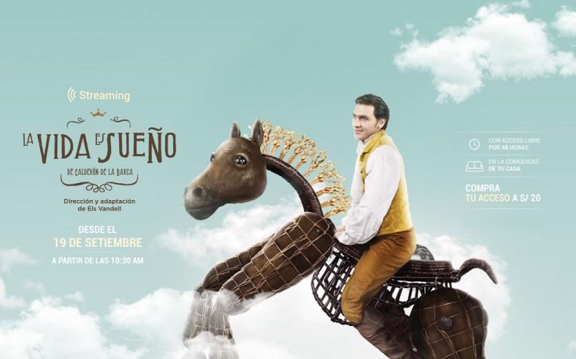 La vida es sueño - Teatro La Plaza