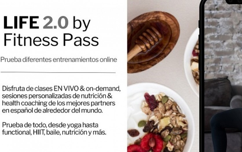 LIFE by Fitness Pass