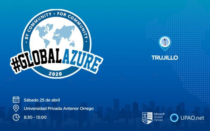 Global Azure Bootcamp Trujillo 2020